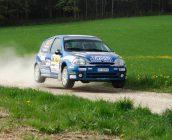 − En 2007 et en 2008 Olivier Ramel et Vanessa Di Grado ont terminé second de la «Coupe Suisse des Rallyes»