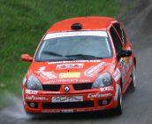 Bertrand et Nathalie Nicolier ont remporté la «Coupe Suisse des Rallyes»
